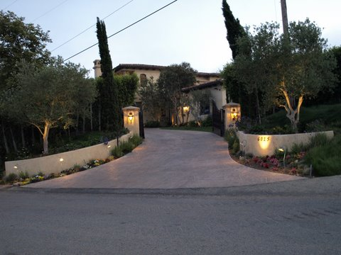 Exterior Lighting Dos Vientos