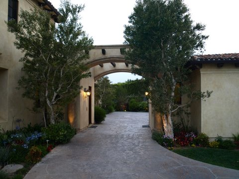 Exterior Lighting Dos Vientos Landscape Lighting